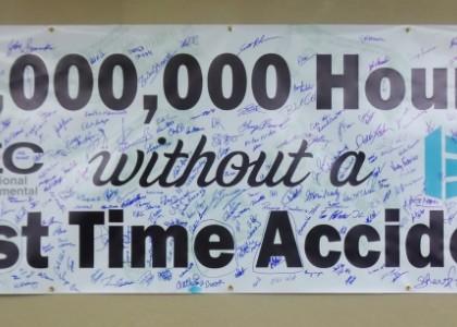 Oklahoma Company Reaches Million-Hour Milestone