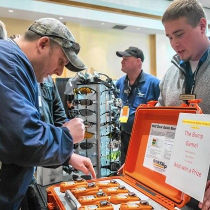 Safety Goes Beyond at Merrillville Expo