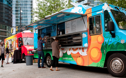 Food Safety on Food Trucks Called 'A Little More of a Challenge'